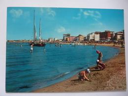 """Cartolina Viaggiata """"VISERBA DI RIMINI"""" 1967 - Rimini"""