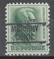 USA Precancel Vorausentwertung Preo, Locals Connecticut, Merrow 819 - Vereinigte Staaten