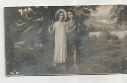 SANTINO SERIE NB 229 ROMA 19/3/1931 SUORE BATTISTINE  (1481) - Santini
