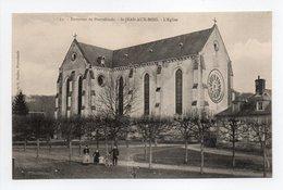 - CPA SAINT-JEAN-AUX-BOIS (60) - L'Eglise - Photo Duclos N° 33 - - Francia