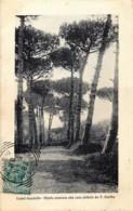 Italia - Castel Gandolfo - Verso : Expédiée à Un Gendarme Français à Tientsin Chine - Voir Oblitérations - Italie