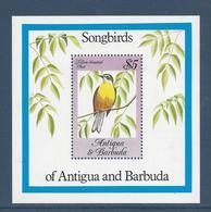 Antigua Et Barbuda Bloc - Neuf Sans Charnière - Antigua And Barbuda (1981-...)