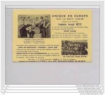 C.P. Publ. Orchestre J.Hotte De Belgrade(Namur) - Obl. Belgrade 1964 >> - Ohne Zuordnung
