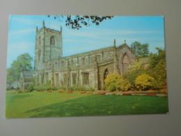 ANGLETERRE YORKSHIRE SKIPTON CHURCH - Angleterre