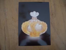 Carte Lalique* - Perfume Cards