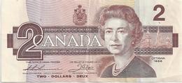 Canada 2 Dollars 1986  Ottawa - Canada