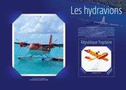 Togo  2014  Seaplane - Togo (1960-...)