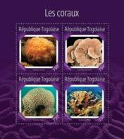 Togo  2014 Coral - Togo (1960-...)