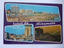 """Cartolina Viaggiata """"Saluti Da MIRAMARE"""" 1981 - Rimini"""