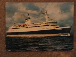 GERMAN RAIL SHIP DEUTSCHLAND - Ferries