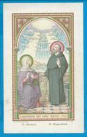 Holycard   St. Monica   Augustinus - Santini