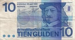 Pays Bas 10 Gulden 1968 - [2] 1815-… : Royaume Des Pays-Bas