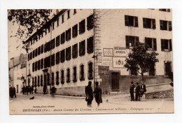 - CPA BRIGNOLES (83) - Ancien Couvent Des Urselines - Cantonnement Militaire - Photo-Edition Jarrioz - - Brignoles
