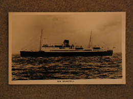 ISLE OF MAN STEAM PACKET SNAEFELL RP - Ferries
