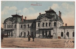 ROMANIA PLOESTI Gara Esperanto - Roumanie