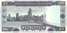 MACAU P.  73a 10 P 2001 UNC - Macao