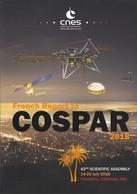 Rapport De La 42° Assemblée Scientifique - CNES - COSPAR 2018 - En Anglais - Books, Magazines, Comics