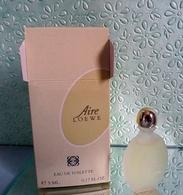 """Miniature """"AIRE""""  De LOEWE  Eau De Toilette 5 Ml Dans Sa Boite - Miniatures Modernes (à Partir De 1961)"""