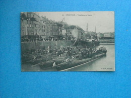 99- GRANVILLE- Torpilleurs Au Bassin - Granville
