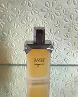 """Miniature """"BASILE ARGENTO""""  Eau De Toilette 5 Ml Sans Boite - Miniatures Modernes (à Partir De 1961)"""