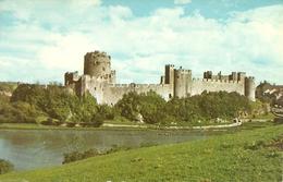 Pembroke (Wales, Galles) The Castle, Le Chateau, Der Schloos, Il Castello - Pembrokeshire