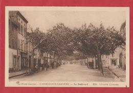 CAZERES - SUR -GARONNE Le Boulevard  31 - France