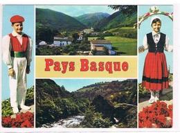 64 - PAYS BASQUE - Petit Village Dans La Vallee - LE PAS DE ROLAND- - France