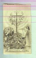 ANNUS SANTCUS 1950...SANTINO....HOLY CARD.....SANTINI - Religión & Esoterismo