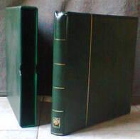 Reliure Yvert SUPRA 1388 Verte - Occasion Comme Neuve ! - Albums & Reliures