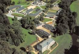 HARAS National De L' ISLE BRIAND Le Lion D'angers Vue Aerienne  8 (scan Recto-verso)KEVREN8Bis - France