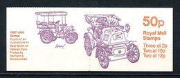 Gd Bretagne 1979 Carnet N° C902a II Daimler  **  Neuf  MNH Superbe C 10 € Elizabeth II Voitures Anciennes Transports - Libretti