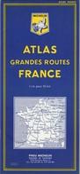 Carte Routière Atlas Grandes Routes De France Neuf - Carte Stradali