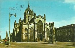 Edinburgh (Scozia) St. Giles Cathedral - Scozia