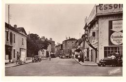 Bourg Rue Bourmayer Dans Le Fond Hôtel De Bresse Et à Gauche Clinique Convert - Sonstige