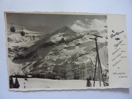 "Cartolina Viaggiata ""LES DIABLERETS Perle Des Alpes Vaudoises"" Anni '50 - VD Vaud"