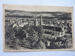 "Cartolina Viaggiata ""DIEKIRCH Vue Generale""  1951 - Diekirch"