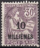 N° 54 - O - - Port-Saïd (1899-1931)