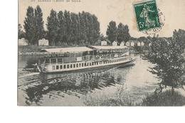 SEVRES  Bord De Seine - Sevres