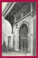 CPA Maroc - Rabat - Porte De Mosquée - Lettres & Documents