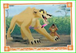 "Vignette Autocollant  PANINI "" Le Roi Lion 2 ""  Image N° 36 - Edizione Italiana"