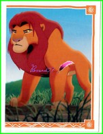 "Vignette Autocollant  PANINI "" Le Roi Lion 2 ""  Image N° 39 - Panini"