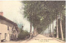Bourg Une Ferme Bressane Et Route De Macon - Sonstige