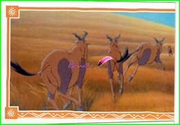 "Vignette Autocollant  PANINI "" Le Roi Lion 2 ""  Image N° 82 - Panini"