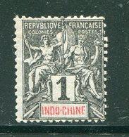 INDOCHINE- Y&T N°3- Neuf Avec Charnière * - Indochine (1889-1945)