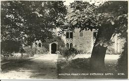 York (Yorkshire) Minster Abbey, From Entrance Gates - York