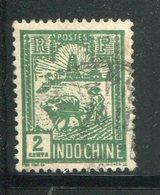 INDOCHINE- Y&T N°128- Oblitéré - Indochine (1889-1945)