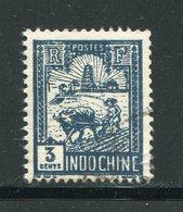 INDOCHINE- Y&T N°129- Oblitéré - Indochine (1889-1945)