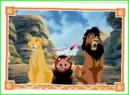 "Vignette Autocollant  PANINI "" Le Roi Lion 2 ""  Image N° 101 - Panini"