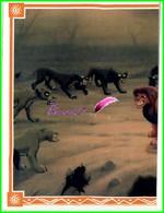 "Vignette Autocollant  PANINI "" Le Roi Lion 2 ""  Image N° 124 - Panini"