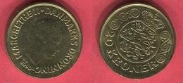 20  COURONNE 1990 TTB+ 5 - Denemarken